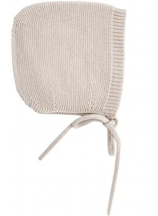 Strick-Babymütze Off-White von hvid kaufen - Kleine Fabriek