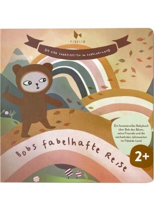 Fabelab Buch-Bobs fabelhafte Reise