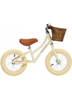 Banwood Laufrad First Go Cream kaufen - Kleine Fabriek