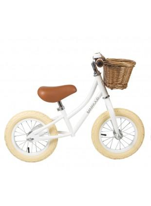 Banwood Laufrad First Go White kaufen - Kleine Fabriek