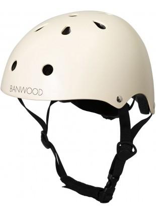 Banwood Kinder-Fahrradhelm Cream kaufen - Kleine Fabriek