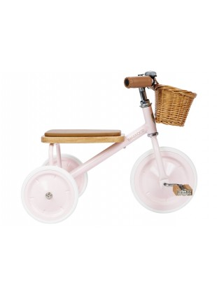 Banwood Dreirad Pink kaufen - Kleine Fabriek