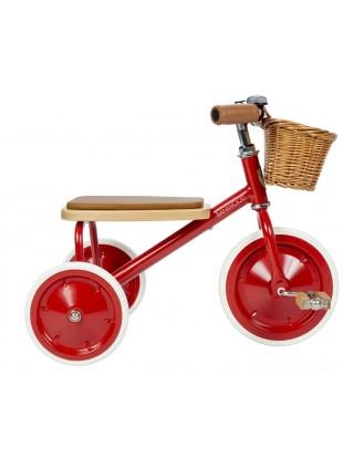 Banwood Dreirad Red