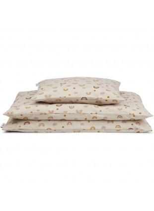 Regenbogen Baby-Bettwäsche von Liewood kaufen - Kleine Fabriek