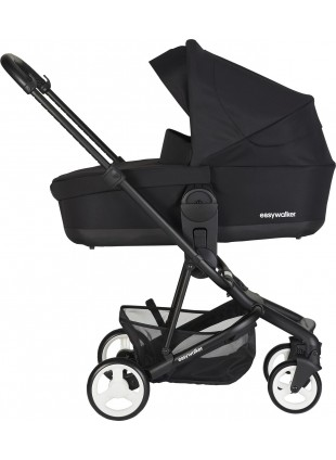 Charley Night Black Easywalker Kinderwagen Set kaufen - Kleine Fabriek