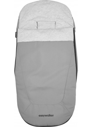 Easywalker Fußsack Cloud Grey - Kleine Fabriek