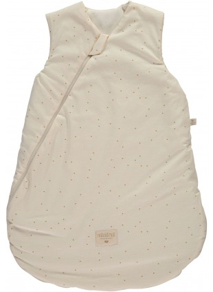 Nobodinoz Schlafsack Cocoon 0-6 Monate Honey Sweet Dots - Kleine Fabriek