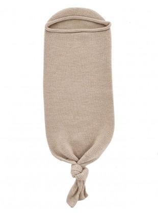 Strick-Pucksack Sand von hvid kaufen - Kleine Fabriek