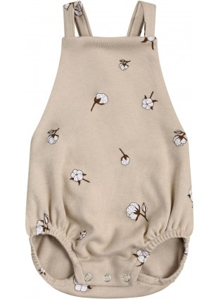 Organic Zoo Baby-Bloomers Cotton Field