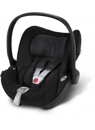 Cybex Cloud Q Plus Babyschale Stardust Black