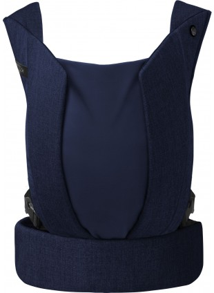 Cybex Babytrage Yema Click Denim Midnight Blue - Kleine Fabriek