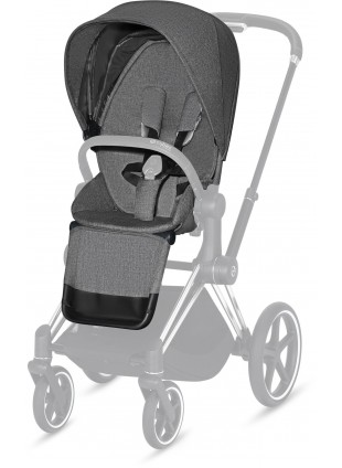 Priam Seat Pack Manhattan Grey Plus von Cybex kaufen - Kleine Fabriek