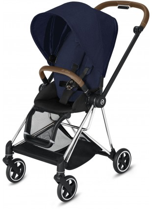 Cybex Plus Midnight Blue - Kleine Fabriek