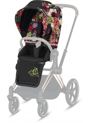 Cybex Priam Seat Pack Spring Blossom Dark Fashion Edition