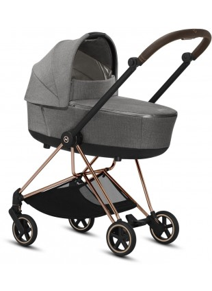 Mios Kinderwagen Set Manhattan Grey Plus von Cybex kaufen - Kleine Fabriek