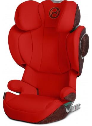 Solution Z i-Fix Autositz Orangerot von Cybex kaufen - Kleine Fabriek
