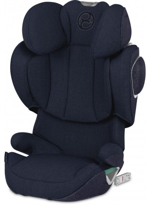 Solution Z i-Fix Autositz Plus Dunkelblau von Cybex kaufen - Kleine Fabriek