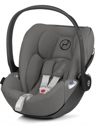 Cybex Cloud Z i-Size Babyschale Soho Grey