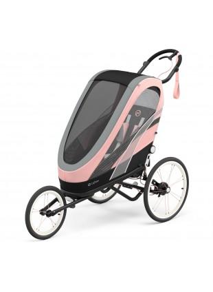 Cybex ZENO Silver Pink mit Gestell in Wunschfarbe kaufen - Kleine Fabriek