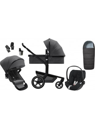 Joolz Day+ Awesome Anthracite Kinderwagen Set L