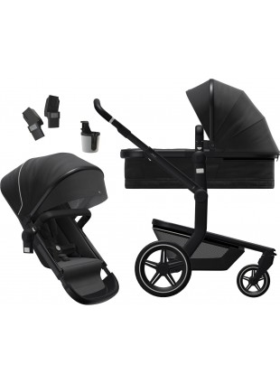 Joolz Day+ Brilliant Black Kinderwagen Set S