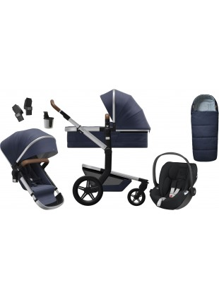 Joolz Day+ Classic Blue Kinderwagen Set L