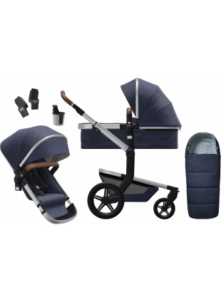Joolz Day+ Classic Blue Kinderwagen Set M
