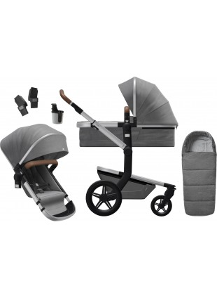 Joolz Day+ Radiant Grey Kinderwagen Set M