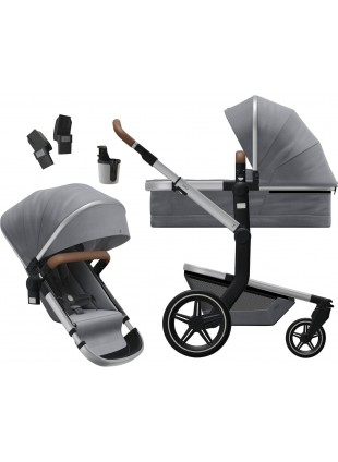 Joolz Day+ Gorgeous Grey Kinderwagen Set S
