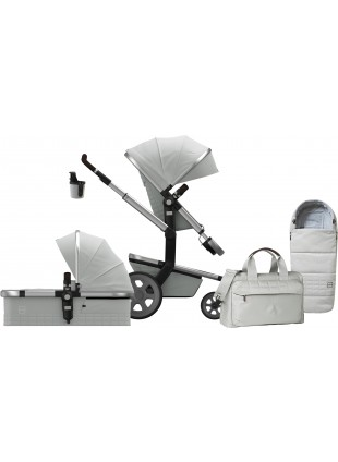 Joolz Day 2 Quadro Grigio Kinderwagen Set M