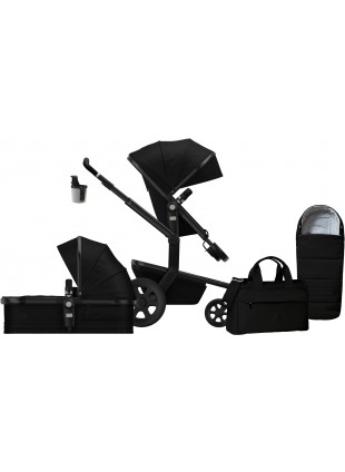 Joolz Day 3 Quadro Nero Kinderwagen Set M