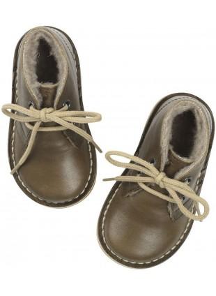 Petit Nord gefütterte Kinder-Stiefel zum Schnüren kaufen - Kleine Fabriek
