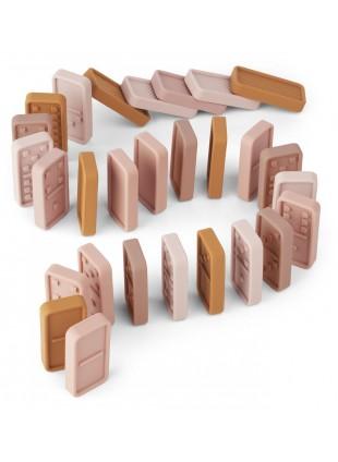 Liewood Silikon Domino Dodo Rose Mix kaufen - Kleine Fabriek