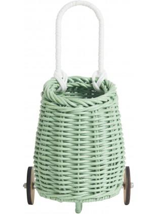 Olli Ella Luggy Puppen Korb-Einkaufstrolley kaufen - Kleine Fabriek