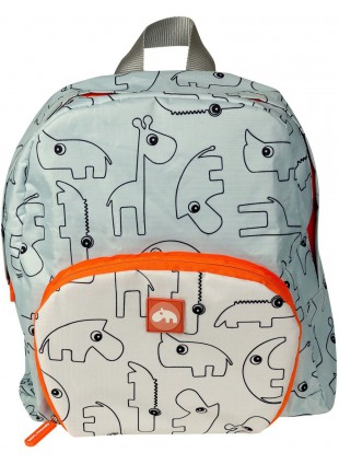 Done by Deer Kinder Rucksack Blau