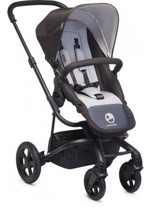 Easywalker Harvey Buggy All Black - Kleine Fabriek
