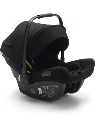 Bugaboo Turtle Air by Nuna Babyschale Schwarz