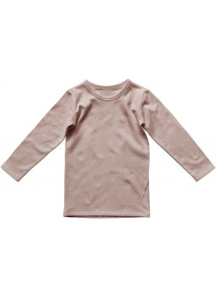 The Simple Folk Langarm-Shirt Everyday Antique Rose