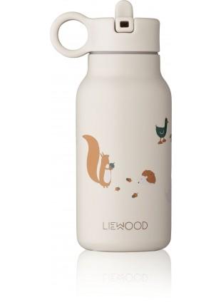 Liewood Edelstahl Trinkflasche Falk Friendship Multi Mix 250 ml