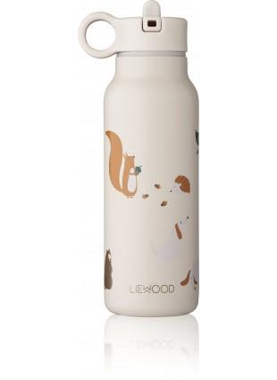 Liewood Edelstahl Trinkflasche Falk Friendship Multi Mix 350 ml