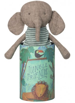 Maileg Kuscheltier Jungle Friends Elefant