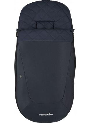 Easywalker Fußsack Premium Sapphire Blue kaufen - Kleine Fabriek