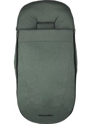 Easywalker Fußsack in Forest Green kaufen - Kleine Fabriek