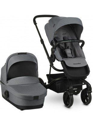 Easywalker Harvey 3 Kinderwagen Set Fossil Grey