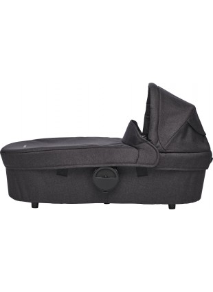 Easywalker Harvey Twin Babywanne Coal Black - Kleine Fabriek