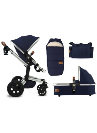 Joolz Day Earth Parrot Blue Kinderwagen Set M