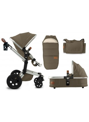 Joolz Day Earth Turtle Green Kinderwagen Set M