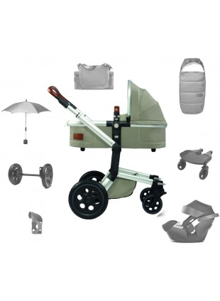 Joolz Day Earth Elephant Grey Kinderwagen Set