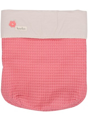 Koeka Maxi-Cosi Babydecke Antwerp Tea Rose/Pebble