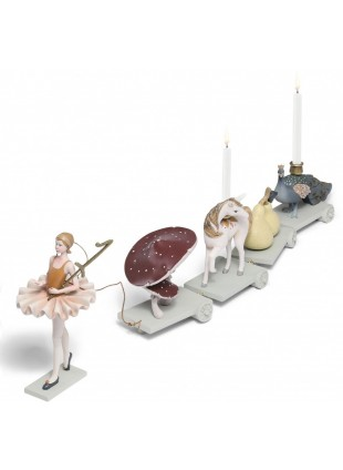 Konges Sløjd Geburtstagszug Ballerina